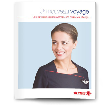 Couverture de catalogue.