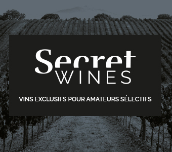 LOGO SECRET WINES.